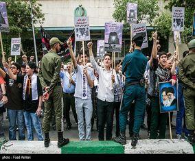 تظاهرات ارامنه ایران در سالگرد نسل کشی ارامنه