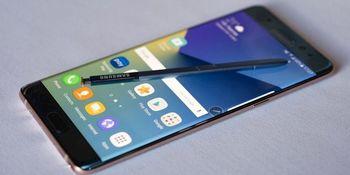 رکورد فوق العاده برای فروش گوشی های Note 8