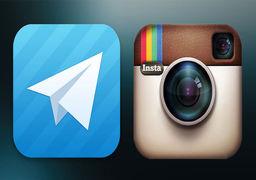 اینستاگرام محبوب ترین شبکه اجتماعی ایرانی ها شد