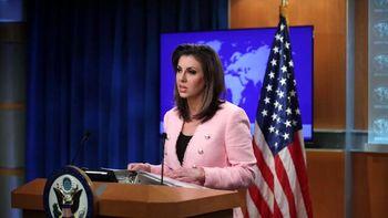 خبر جدید سخنگوی وزارت خارجه آمریکا از رایزنیهای ضد ایرانی پمپئو در منطقه