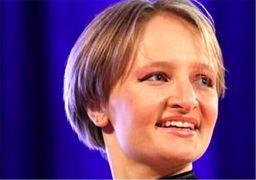 کوچکترین دختر رئیس جمهور روسیه مدیر یک موسسه هوش مصنوعی شد