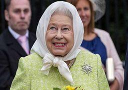 ملکه انگلیس قادر به انجام وظایف عادی خود نیست