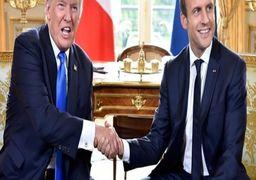 جنگ تجاری آمریکا به پاریس رسید/تهدید به اعمال تعرفه بر واردات از فرانسه