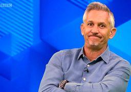 شکایت از شبکه BBC به خاطر شوخی جنجالآفرین یک فوتبالیست