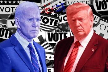 نیویورک تایمز: ترامپ پیروز میشود