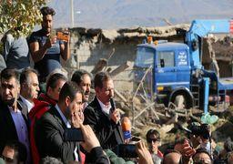 وعده جهانگیری به زلزلهزدگان آذربایجان شرقی
