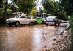 اخطاریه سازمان هواشناسی: احتمال وقوع سیل در ۱۲ استان در ۳ روز آینده