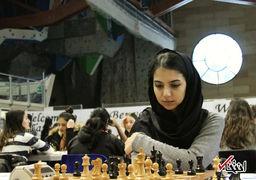 قهرمان شطرنج ایران در کنار دختران آلمانی +عکس