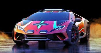 خودرویی جذاب برای ثروتمندان! + تصاویر