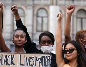 تصاویر منتخب اعتراضات سراسری آمریکا (۱)| «زندگی سیاهان مهم است»