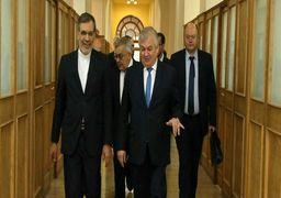 دیدار نماینده ویژه پوتین با دستیار ارشد ظریف در تهران