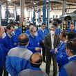 افزایش مبتلایان کرونا در ایران خودرو