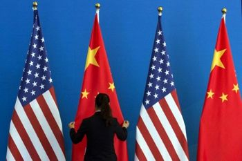 توافق نظامی چین و آمریکا