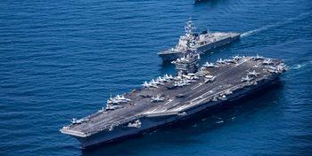 پیشبینی فوربس از پیامدهای نبرد احتمالی دریایی چین و آمریکا