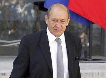 وزیر خارجه فرانسه: معامله قرن ختم به خیر نمیشود