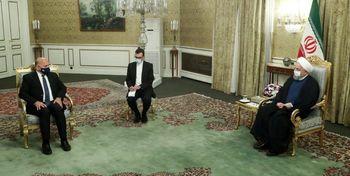 در دیدار وزیر امور خارجه عراق با روحانی چه گذشت؟