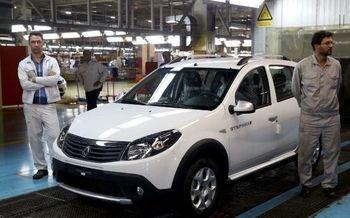 آخرین تحولات بازار خودرو تهران؛ استپوی دو میلیون تومان گران شد+جدول قیمت