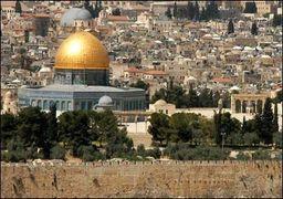 آمریکا به رسمیت شناختن بیت المقدس را به عنوان پایتخت اسرائیل کلید زد