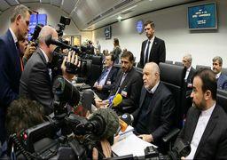 زنگنه: تا تحریم هست توافق نفتی در کار نیست!