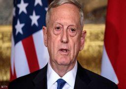 وزیر دفاع آمریکا: بیش از 100 حمله در سوریه صورت گرفته است