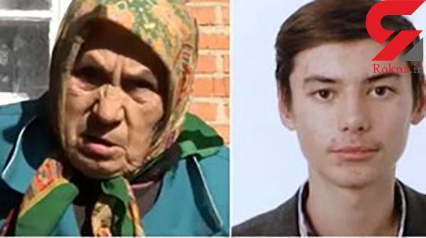 ازدواج پسر جوان با زن 81 ساله برای فرار از سربازی / در اوکراین اتفاق افتاد+عکس