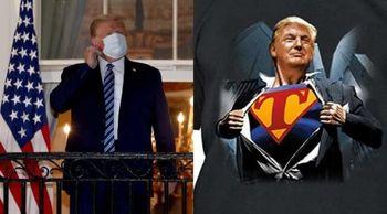 دارویی که به ترامپ حس سوپرمن بودن داد!