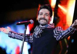 رسوایی 2 / لب زدن حمید هیراد در کنسرتش لو رفت +فیلم