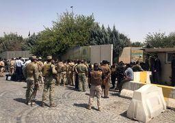 حمله انتحاری داعش به استانداری اربیل