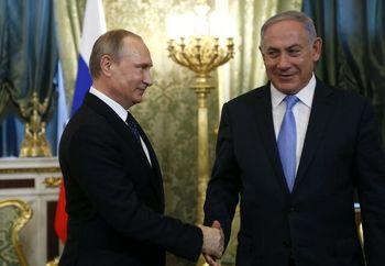 سد پوتین در مقابل حملات اسرائیل به سوریه و عراق