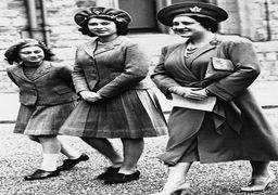 تصاویر زیر خاکی کمتر دیده شده از خانواده سلطنتی بریتانیا