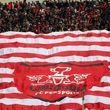 پوشش عجیب یک هوادار پرسپولیس در استادیوم آزادی +عکس