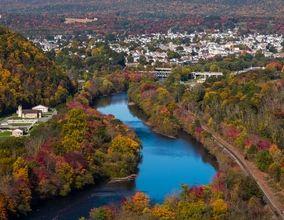 تصاویر دیدنی از ایالت شگفتانگیز پنسیلوانیا
