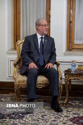 دیدار «محمد جواد ظریف» و هیأت پارلمانی جمهوری عراق