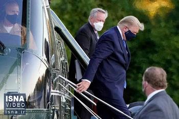 آخرین وضعیت علائم حیاتی ترامپ
