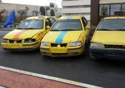 نوسازی تاکسی های فرسوده با آورده اندک راننده