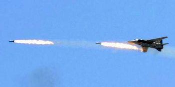 حملات جنگندههای سوری به پایگاههای استراتژیک القاعده در ادلب