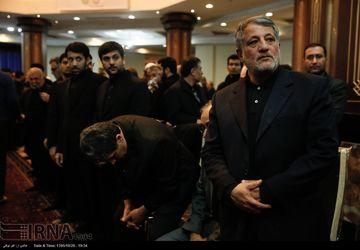 مراسم هفتمین روز درگذشت آیت الله هاشمی رفسنجانی