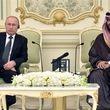 تماس پوتین با بن سلمان درباره وضعیت بازار جهانی نفت