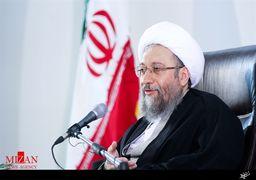 واکنش آیت الله آملی لاریجانی به شایعات اخیر در خصوص اعضای خانواده اش