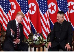 ترامپ: «اون» لغو همه تحریمها را خواست، مذاکره را قطع کردم