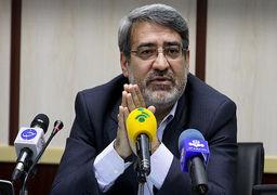 وزیر کشور: در مراسم اربعین باید سنتها و قوانین عراقیها را رعایت کنیم