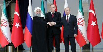 نشست سهجانبه روحانی، پوتین و اردوغان