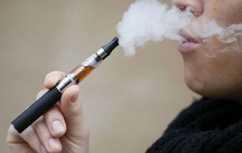 هشداری درباره مصرف سیگارهای الکترونیکی
