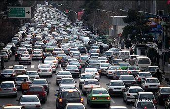 4 عامل ترافیک فلج کننده تهران