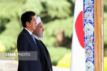 برنامه روحانی و شینزوآبه برای دیدار در نیویورک
