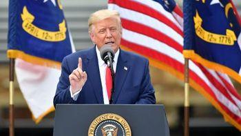 درخواست عجیب ترامپ از  شهروندان آمریکا؛ در انتخابات دوبار رای دهید!