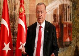 اردوغان: در روزهای اخیر صداهایی از ایران درباره عملیات ترکیه در سوریه شنیدم که مرا ناراحت کرد/لازم بود روحانی این گونه اظهارات را ساکت کند