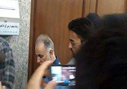 حضور شهردار سابق تهران در اولین جلسه رسیدگی به پرونده قتل میترا استاد + فیلم
