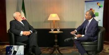 ظریف: آمریکا باید یک صندلی در میز مذاکره به دست بیاورد