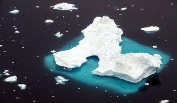 تمام یخهای دریایی آلاسکا ذوب شدند!
